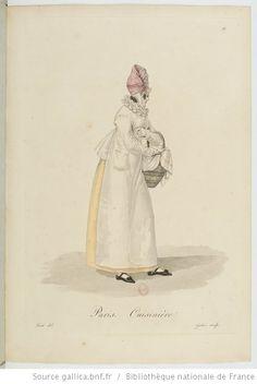 Costumes d'ouvrières parisiennes / par Gatine - 15