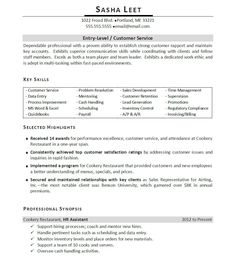 Operations Production Cover Letter Example Cover Letter