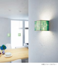 LEDブラケットライト 60W相当・モザイクガラス   アンバー   インテリア照明の通販 照明のライティングファクトリー