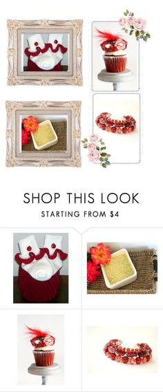 """""""July Etsy mix"""" by oxysfinecrafts ❤ liked on Polyvore featuring Masquerade"""