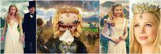 Glinda kawaii By Lovi Lovi Creations by LoviLoviCreations.deviantart.com on @deviantART