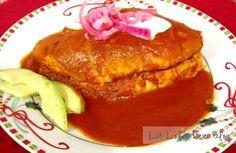 """La Lola Dice: Tortas Ahogadas . . . al estilo """"Jalisco"""" (algo parecido)"""
