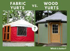 What's the Best Yurt? Craftsman House Plans, Modern House Plans, Small House Plans, Building A Yurt, Round Building, Yurt Kits, Cabin Kits, Wooden Yurts, Yurt Home
