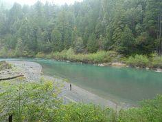 Eel River, Humboldt Count,CA