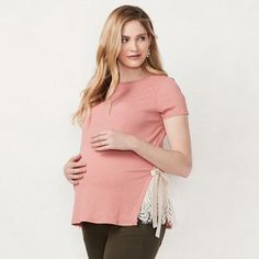 53d4aaa4843c8 16 Best LC Maternity Collection images in 2019 | Kohls, Maternity ...