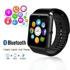 DZ09 Smart Watch Phone & Camera Bluetooth Apple & Android Compatible GT08 2019 | eBay Android Notes, Activity Tracker Watch, Modern Watches, Watch Model, Party Accessories, Dual Sim, Smart Watch, Bluetooth, Apple