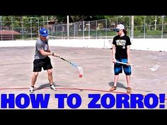 How to Zorro - YouTube