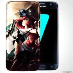 coque galaxy s7 manga