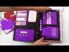 SCRAPBOOK- DIY- HANDMADE (BY HANLA)