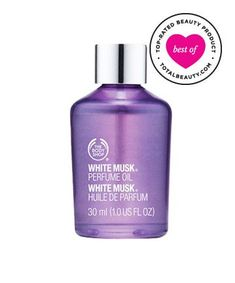 **buy only when they have the original formula back** 25 Best Perfumes Best Perfume No. 10: The Body Shop White Musk Perfume Oil, $16
