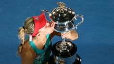 Australian Open 2016: Angelique Kerber, the champion no-one saw...: Australian Open 2016: Angelique Kerber, the champion… #SerenaWilliams