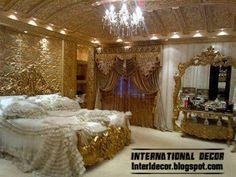 Royal bedroom 2013 luxury interior design furniture