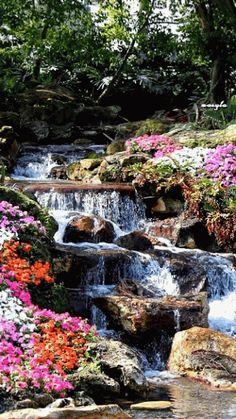 водопады | Водопады | Постила