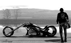 Lamborghini Motorcycle concept by Flavio Adriani