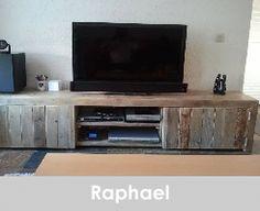 Steigerhout tv-meubel Raphael http://www.steigerhout-furniture.nl/index.php/steigerhout-tv-meubels/steigerhout-tv-meubel-quentin