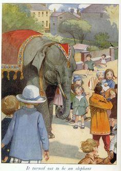 Illustrations de Honor Charlotte Appleton-(1879 - 1951) was born in Brighton on 4 February 1879