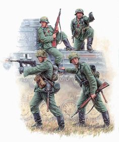 Wehrmacht German Soldiers Ww2, German Army, Military Art, Military History, Luftwaffe, Army Drawing, German Uniforms, Ww2 Uniforms, Military Drawings