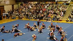 The amazing feeling after you finish a full out routine<3