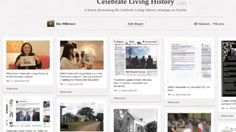 Dusting off the Celebrate Living History Campaign by Bev. The people behind the Celebrate Living History campaign combined to make a collection of work gathered in Frankston and the Gold Coast.