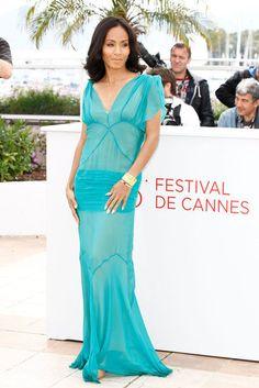 Jada Pinkett Smith Celebrity Fashion at Cannes Film Festival 2012
