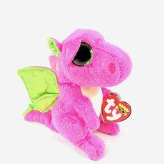 Ty Beanie Babies 37173 Boos Darla The Dragon Boo  9418983c51a2