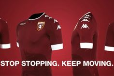 Torino FC 2016/17 Kappa Home, Away and Third Kits