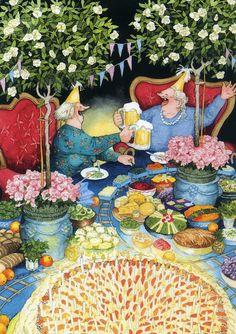 Inge Löök grannies | Flickr - Photo Sharing!