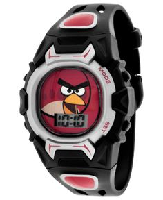 Angry Birds Kids Watch, Boys or Little Boys LCD Watch - Kids - Macy's