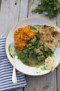 Vegetable & Chicken Curry with Sweet Potatoes - Marshalls Abroad