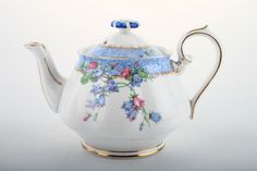 Royal Albert Harebell teapot- oh my goodness - so beautiful!!!
