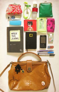 what's in your bag...