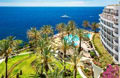 Pestana Grand Ocean Resort Hotel | Hotel no Funchal | Madeira - Empreendimento galardoado com o Diploma Green Key em 2014