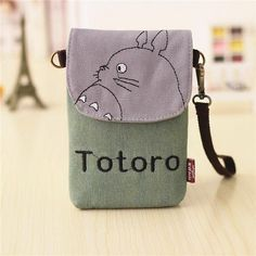 Totoro Mini Sling  Bag