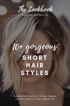 Short hair, don't care! We adore these cute hairstyles for short hair that will surely ignite your passion to go short. Cute Short Haircuts, Cute Hairstyles For Short Hair, Modern Hairstyles, Latest Hairstyles, Short Hair Cuts, Short Hair Styles, Dyed Blonde Hair, Hair Dye, Permanent Hair Color