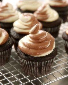 Easy One-Bowl Chocolate Cupcakes - Martha Stewart Recipes