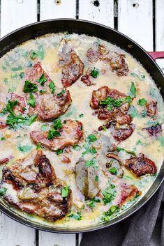 B Food, Food Porn, Good Food, Kitchen Recipes, Cooking Recipes, Pork Recipes, Healthy Recipes, Keto Meal Plan, Dinner Tonight