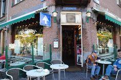 Cafe Heuvel  Spiegelgracht 568, Amsterdam 1017   Tel: +31 20 622 6354 