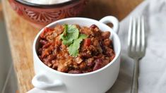 Tasty Low Sodium Chili Recipe - Food.com Low Sodium Chili Recipe, Low Sodium Soup, Low Sodium Recipes, Chili Recipes, Crockpot Recipes, Healthy Recipes, Healthy Meals, Ground Beef Chili, Vegetable Puree