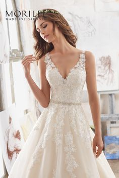 Morilee Blu Wedding Dress Collection 2017