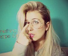 Meus óculos de grau | Eu Não Sou Amélia!