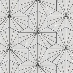 Cement Tile Shop Encaustic Cement Tile Starburst Hex