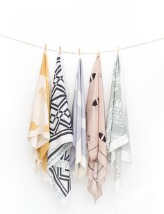 Atlanta-based Bene is on a feel-good fashion mission: Buy a scarf and help educate a girl. The company: Bené, launched in May offers a polished collection of Atlanta-made silk scarves inspi… display look good + do good Fabric Photography, Clothing Photography, Fashion Photography, Product Photography, Photography Ideas, Scarf Display, Fabric Display, Scarf Design, Summer Scarves