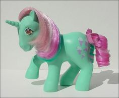 Fizzy from The Red Fox Lair: My Little Pony Vintage