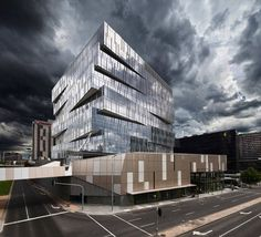 Modern Architecture Melbourne seven17 bourke street / metier3 architects | architecture