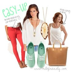 #Breastfeeding in Style: Easy-Up Spring 2012, created by milkfriendly #bfcafe