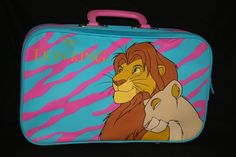 Other Disney Bags, Cases & Wallets Suitcase, Lion, Lunch Box, Wallet, Best Deals, Children, Disney, Bags, Travel