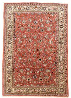 Sarug Handgeknüpft  300 x 200 cm  Perserteppich orient carpet