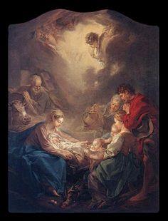 The Light of the World - Francois Boucher