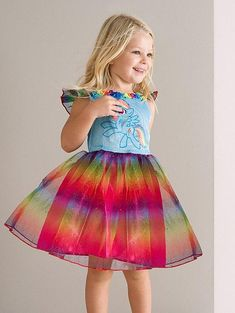 My Little Pony Rainbow Dash Fancy Dress Costume Rainbow Dash Fancy Dress, Fancy Dress Costumes Kids, Asda, My Little Pony, Tie Dye Skirt, Kids Shop, Summer Dresses, Disney Princess, Skirts