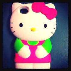Un case para las fanáticas de Hello Kitty